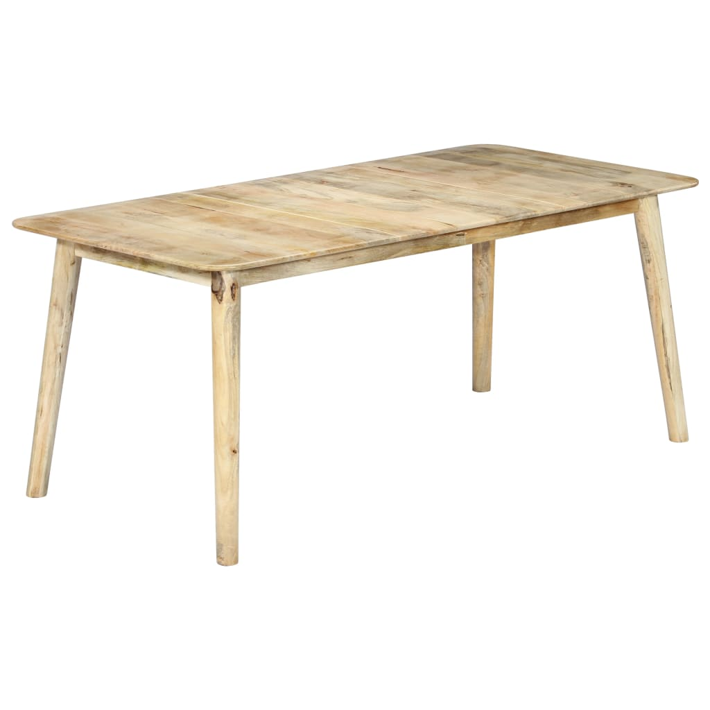 Table en bois de Manguier - Naturel