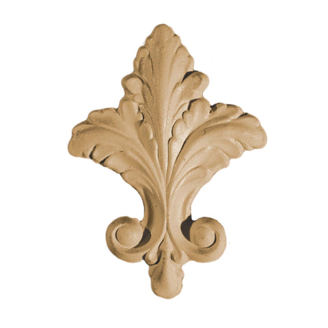 Fleur De Lis Small Paint Applique