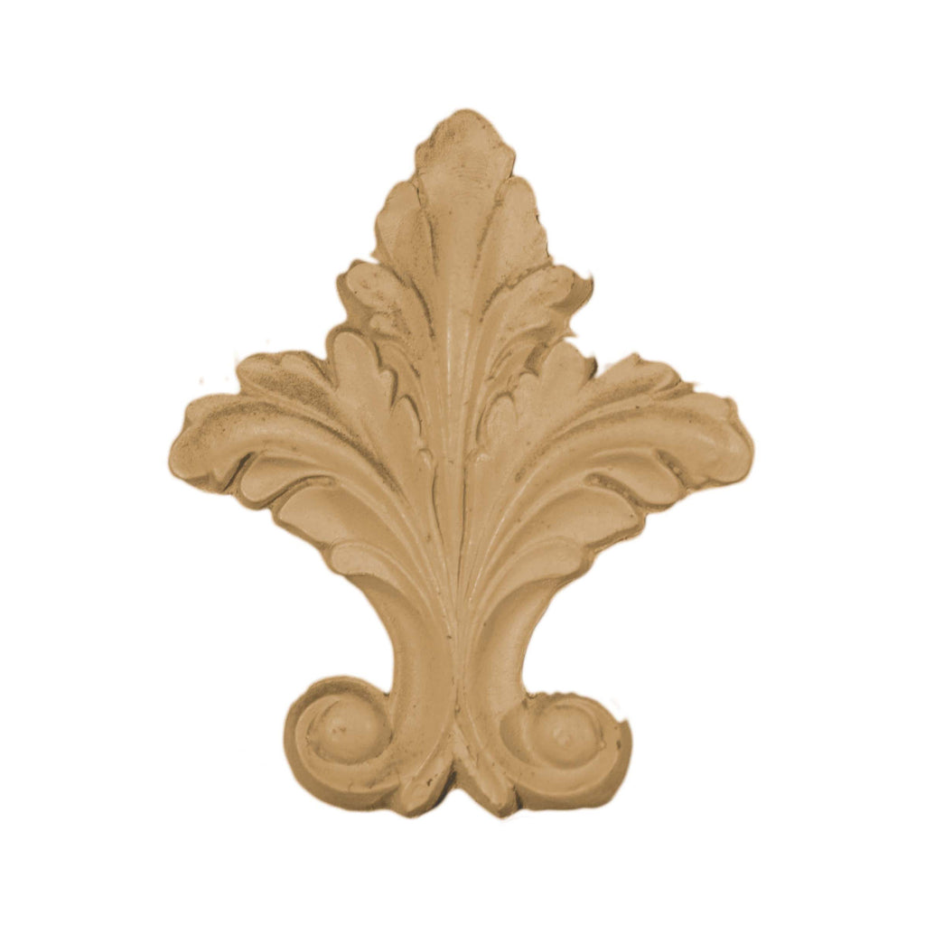 Fleur de Lis Large Paint Applique