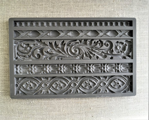 Decor Mould -Moulding-1 # 815325