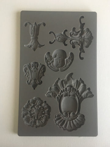 Decor Mould Baroque 2-#814786