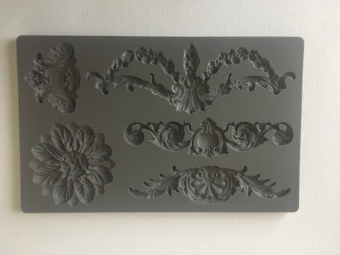 Decor Mould Baroque 3-#814793