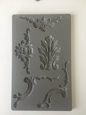 Decor Mould Baroque 4-#814809