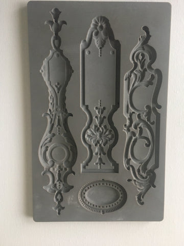 Decor Mould- Escuheons -1# 815271