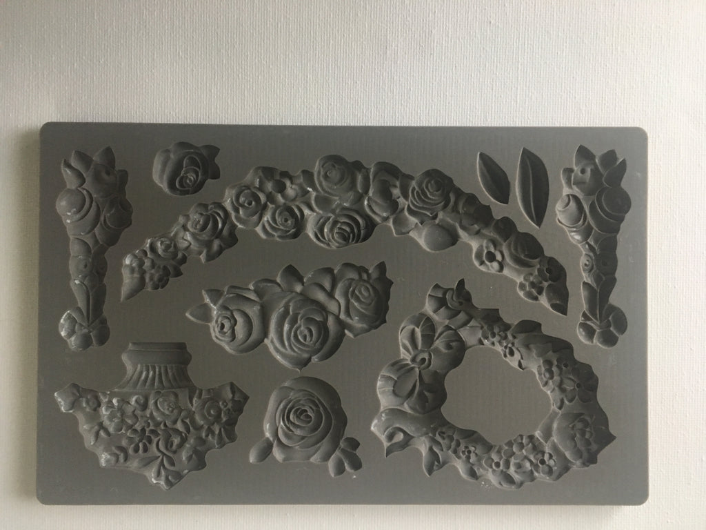 Decor Mould- Fleur - # 815295