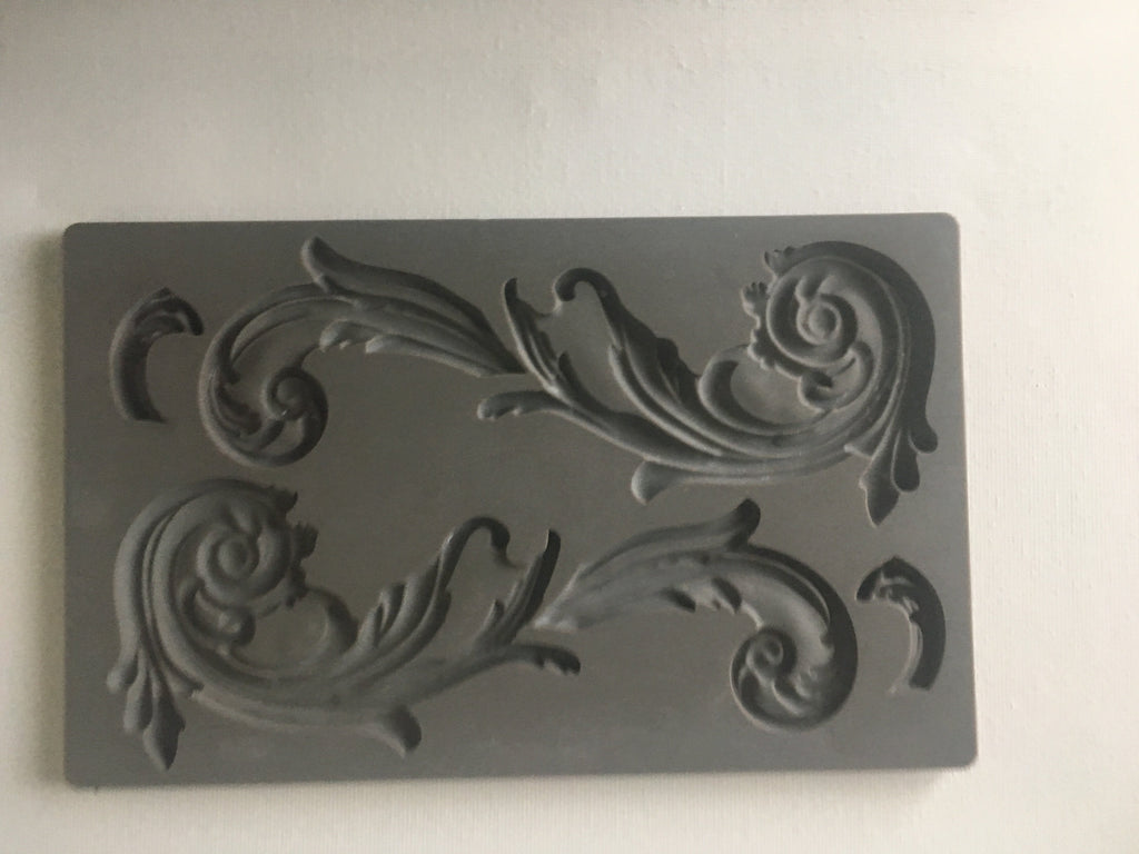 Decor Mould - Large Fleurish-# 815318