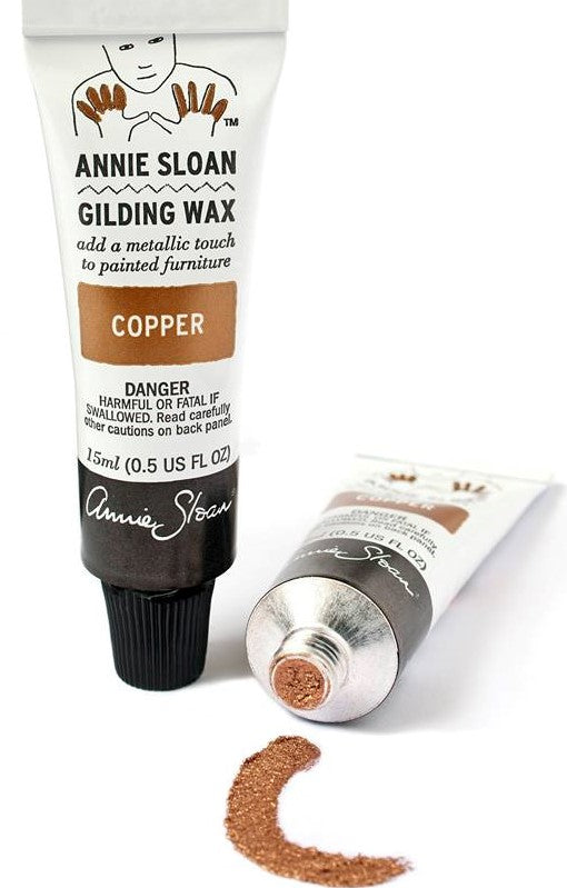 Gilding Wax copper