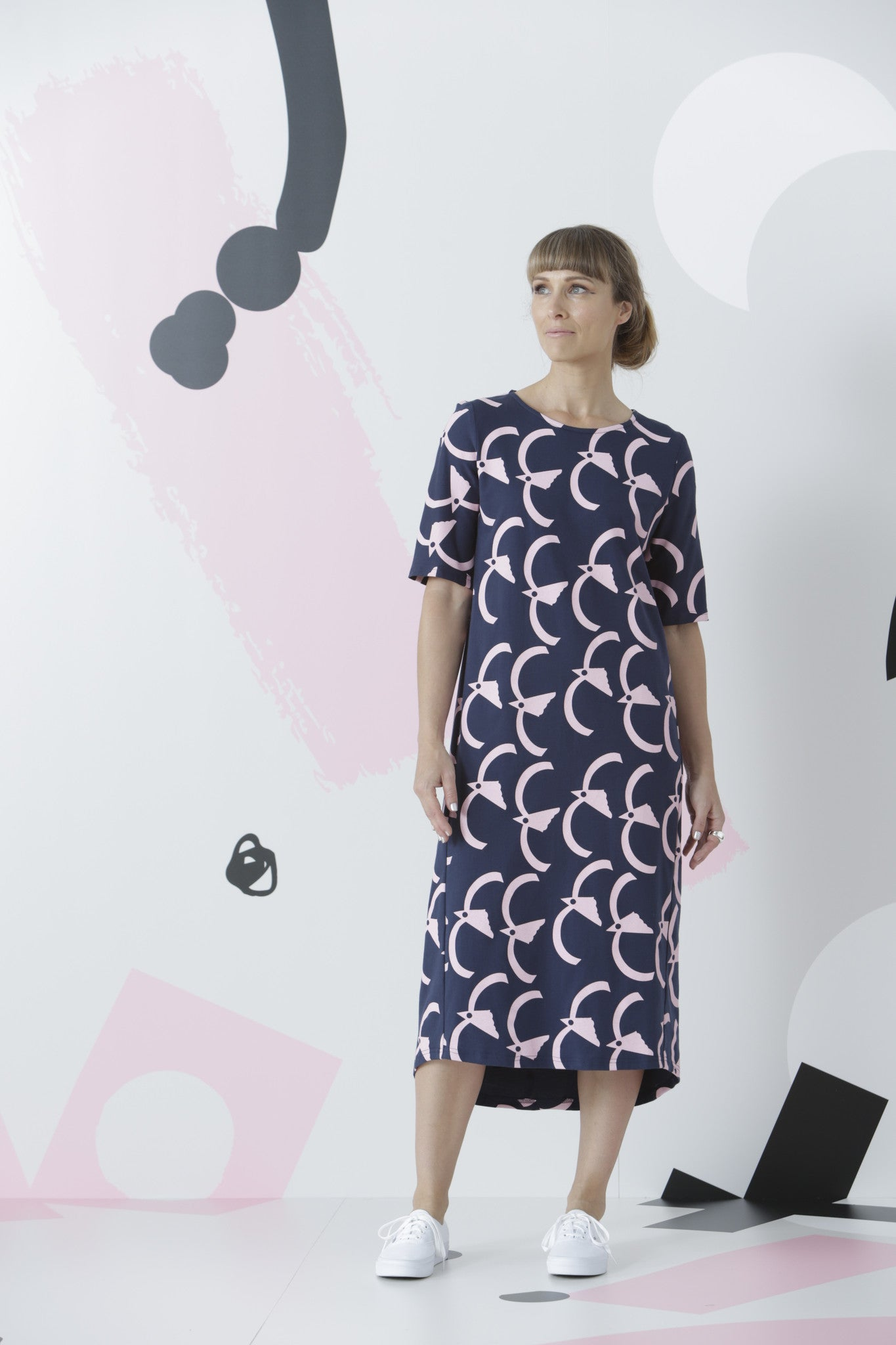 Bandada Tee Dress