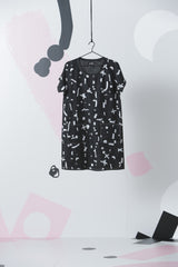 Poco Loco Smock Dress