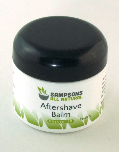Unscented Aftershave Balm