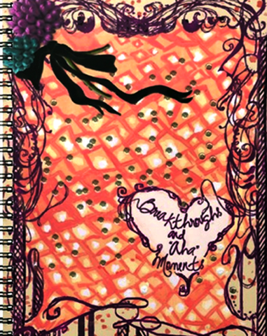 BREAKTHROUGHS & AHA MOMENTS Spiral Notebook