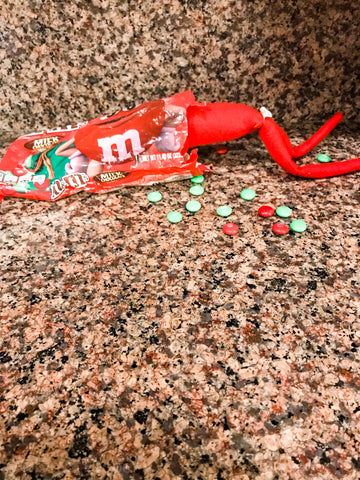 Elf on the Shelf Candy