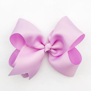 Classic Grosgrain Hair Bow Little Girl Baby Girl Bows