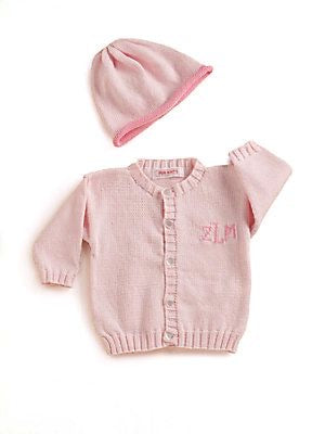 Age 2-3 years Personalised name hand knitted toddler cardigan Child\u2019s birthday  name cardigan  hand embroidered.