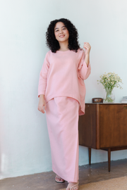 Laila Set in Cloud Pink