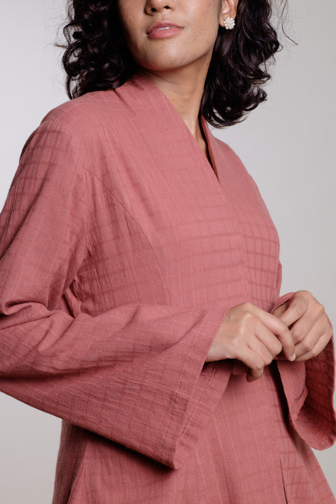 Bunga Top in Pink