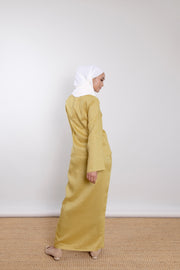Mawar Set in Mustard