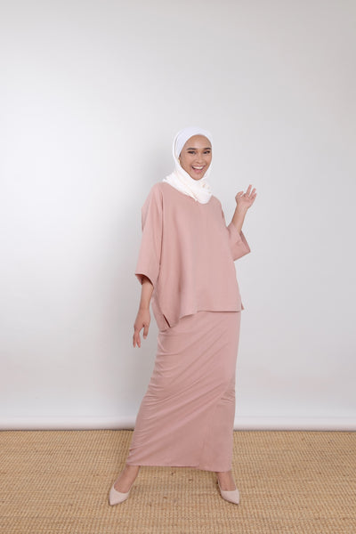 Jasmin Set in Blush