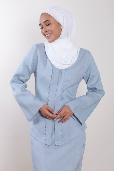 Mawar Set in Blue