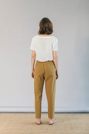 The Smarty Pant in Mustard