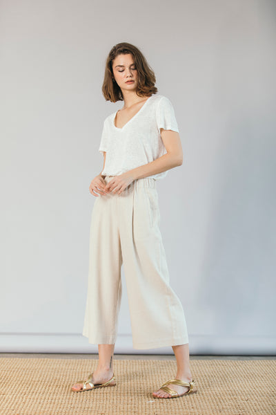 The Comfy Culottes in Sand