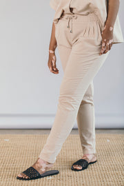 The Easygoing Jogger in Oatmeal