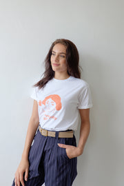 Everyday Girl Tshirt in White