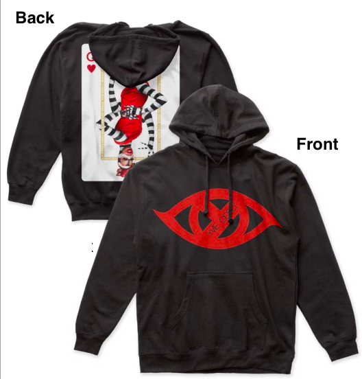 Playing the Odd Card Hoodie - PRE ORDER