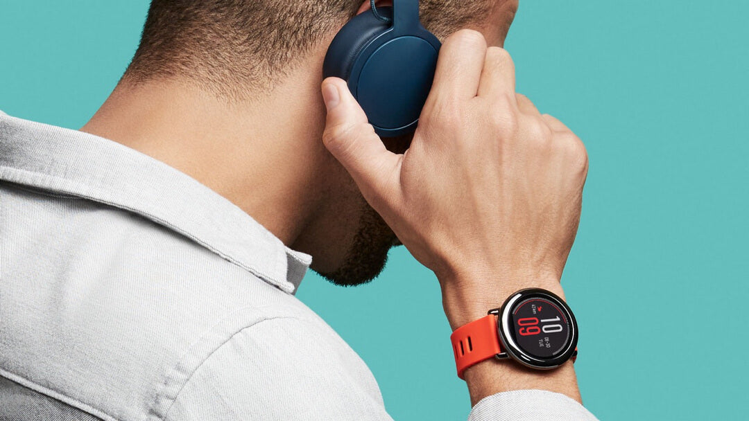 Xiaomi Amazfit Pace RED- HitechDoctor.com