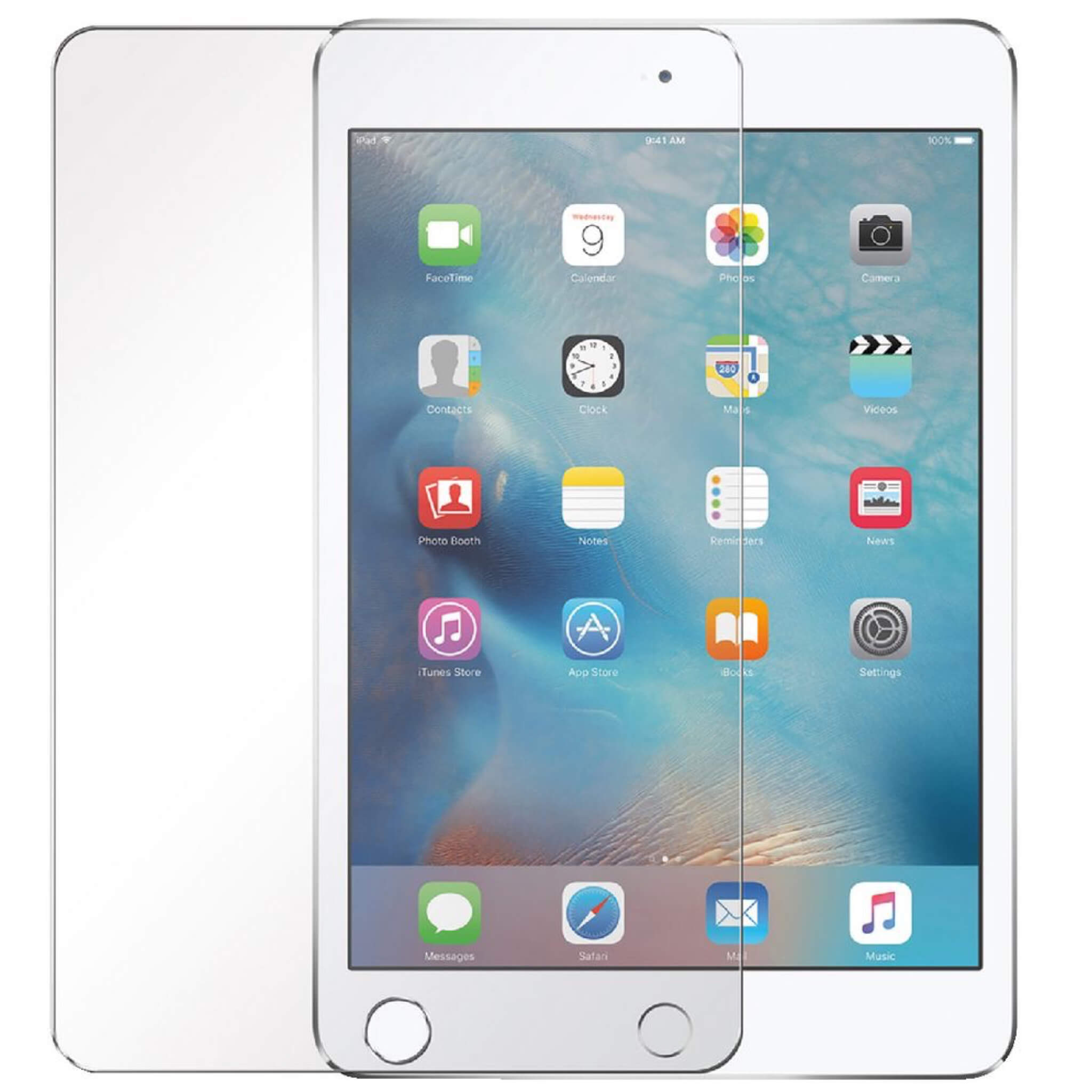 Tempered Glass iPad 9.7""