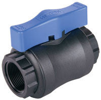 20mm - 25mm Hansen Ball Valve