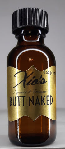 Butt Naked Premium Grade Oil 30 ml