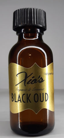 Black Oud Premium Oil 30 ml