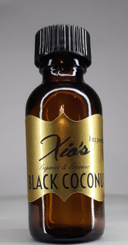 Black Coconut Premium Grade Fragrance Oil 30 ml