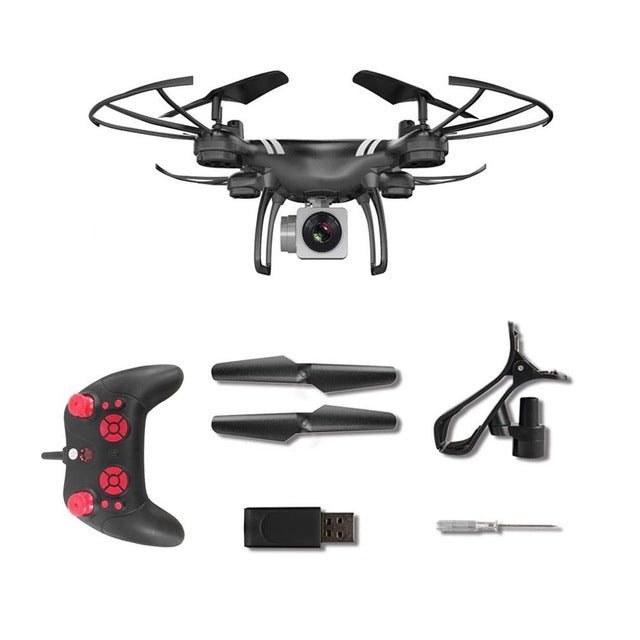RC Drone Wide Angle Lens 0.3MP Camera Wifi FPV Live Quadcopter Altitude Hold Headless Helicopter 2.4GHz Drone Drop Shipping Gift