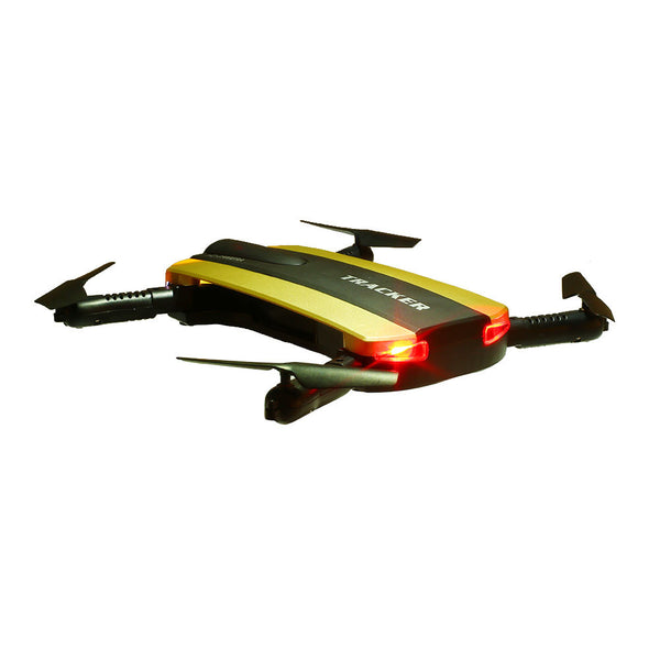 Portable Mini Foldable 2.4Ghz WiFi Remote Control Video Camera 4Axis Camera Drones Quadcopter Drone UAV