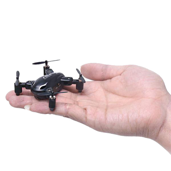 SYX31 Foldable Mini RC Drone 2.4GHz 4CH 6 Axis Quadcopter Drop-resistant Remote Control Drone Aircraft Headless Mode 3D Rollover One Key Return RTF