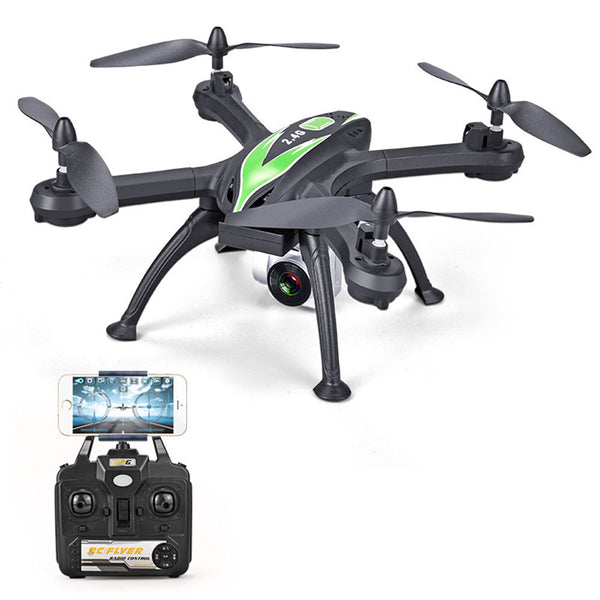 Uav Drone Technological Stable Gimbal Altitude Hold Aircraft Four-Axis WIFI Hover