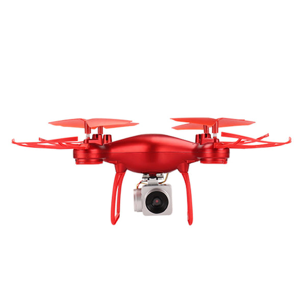 Quadcopter Drone Durable Helicopter One Key Return UAV Aircraft 4 Channel 2.4GHz HD Camera WIFI