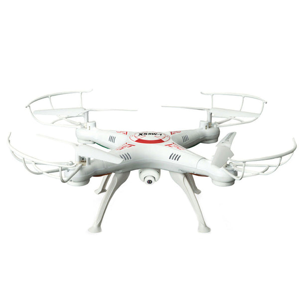 Quadcopter Aircraft Lightweight FPV Cool Lighting Drone UAV Plastic 2.4GHz Headless Mode Remote Control Helicopter
