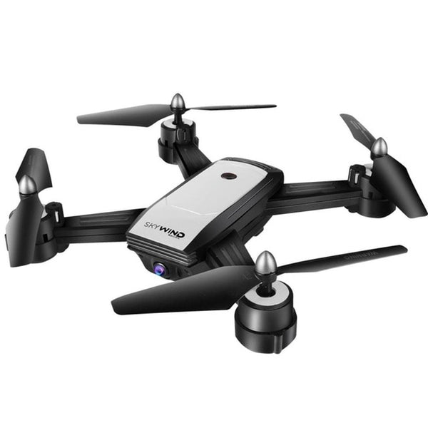 X34F Professional Optical Flow Dual Lens UAV Remote Control Quadcopter Camera WIFI Fight Aircraft Drone