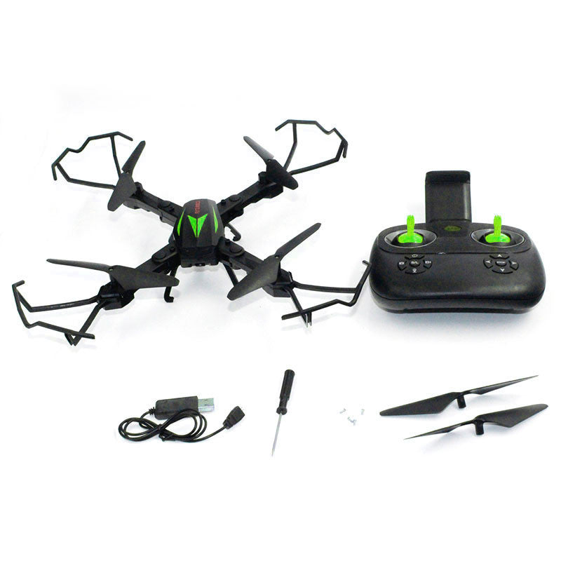 F12W 2.4GHz WiFi 4 Axis Wireless Remote Control Video Quadcopter Drone