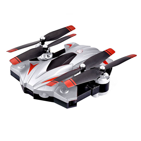 Quadcopter Drone Professional Hover USB Charge Aircraft Helicopter Foldable FPV Headless Mode Altitude Hold
