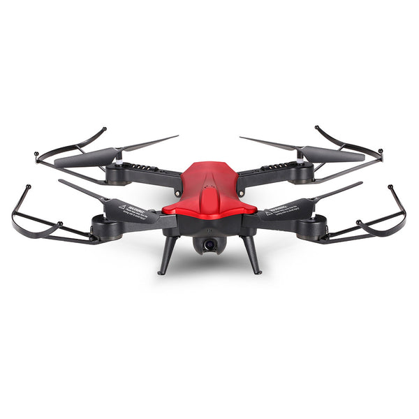Quadcopter Helicopter Premium Camera Set Height Aircraft Drone Lens 2.4GHz Folding HD