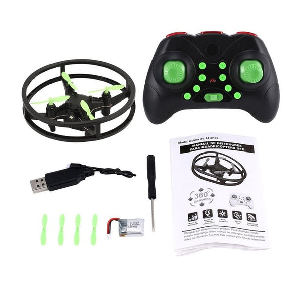 XG181H Mini RC 2.4G RC Quadcopter Drone Aircraft with Altitude Hold Headless Mode 3D Flips for Children Gift Present