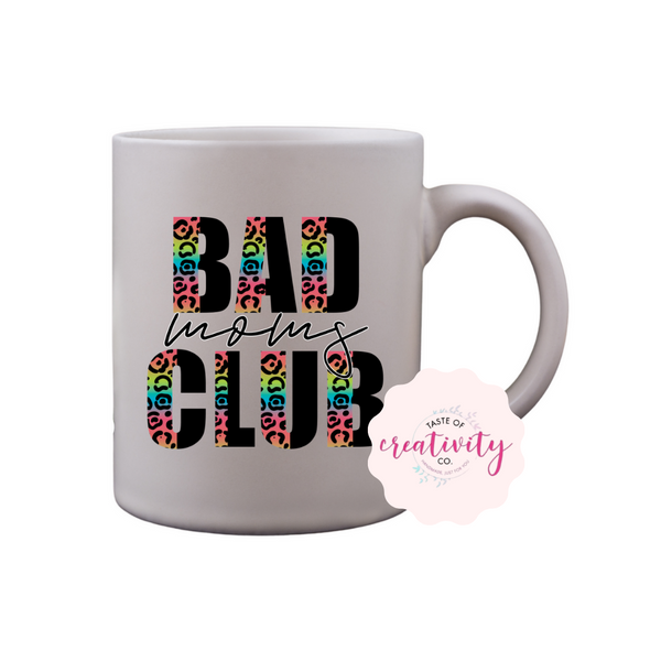 Coffee Mug - Bad Moms Club