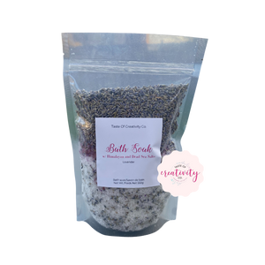 Botanical Creations - Lavender Bath Soak w/ Himalayan and Dead Sea Salts