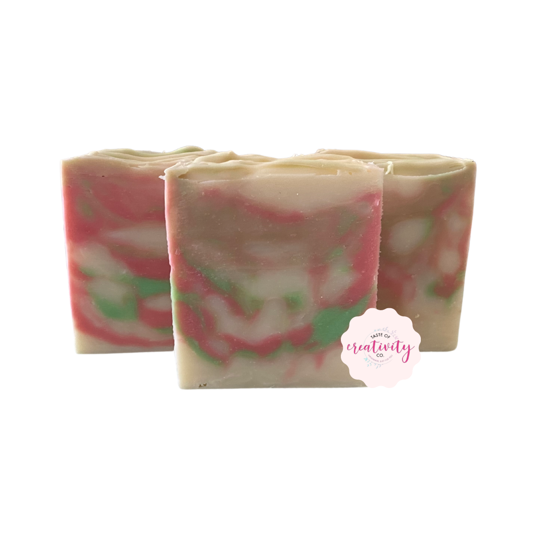 Botanical Creations - Easter Picnic Artisan Soap Bar