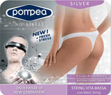 SILVER PROTECT - NO STRESS Thong Antibacterial Underwear