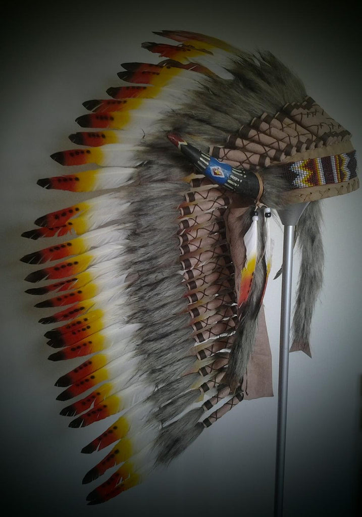 Image result for images indian feather headdress
